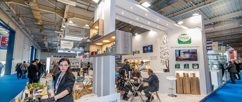 FOODEXPO 2019 Karpea Trade Stands